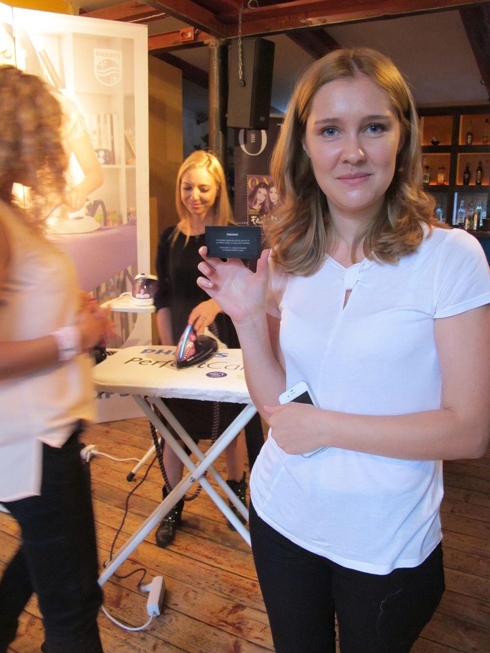 adelaparvu.com despre Concurs Philips PerfectCare statii de calcat, eveniment Olivia Steer (21)