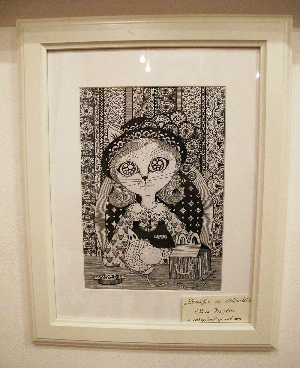 adelaparvu.com despre O povEstetica, expozitie la Pallets, artisti Alina Borcea si Anca Buzilan (12)