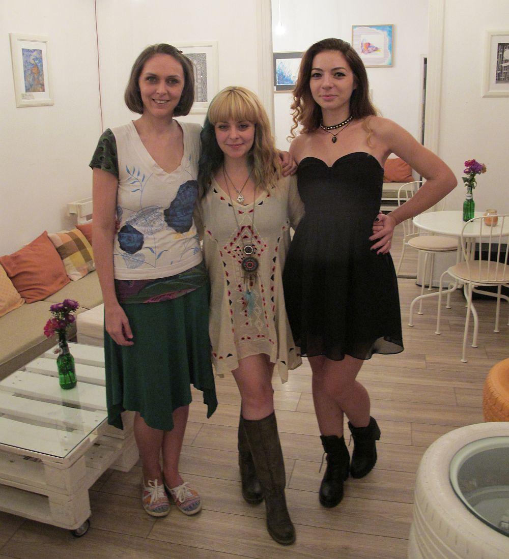 adelaparvu.com despre O povEstetica, expozitie la Pallets, artisti Alina Borcea si Anca Buzilan (2)