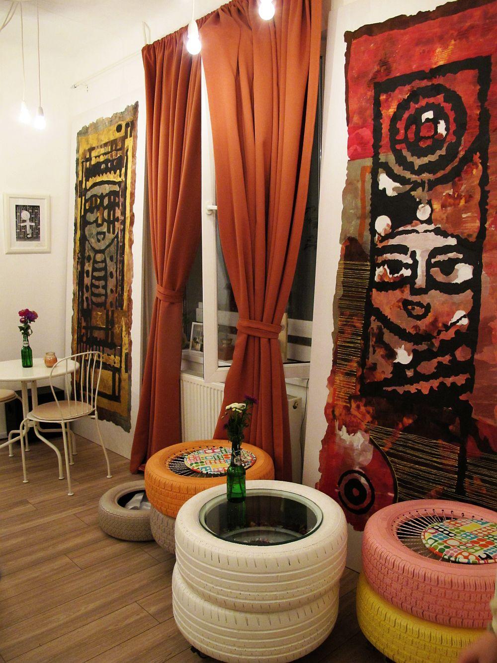 adelaparvu.com despre O povEstetica, expozitie la Pallets, artisti Alina Borcea si Anca Buzilan (3)