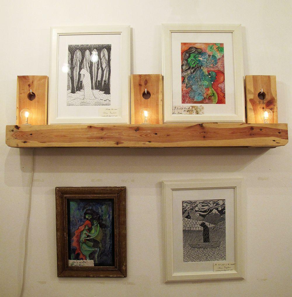 adelaparvu.com despre O povEstetica, expozitie la Pallets, artisti Alina Borcea si Anca Buzilan (4)