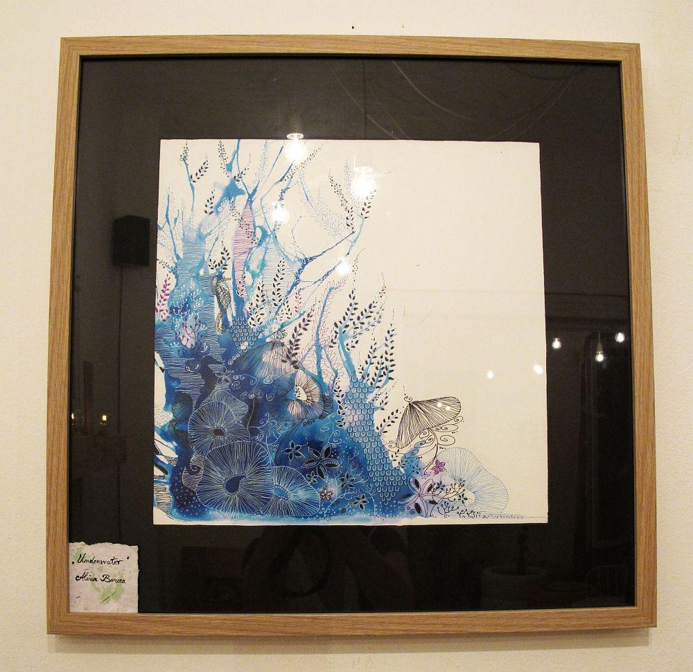 adelaparvu.com despre O povEstetica, expozitie la Pallets, artisti Alina Borcea si Anca Buzilan (7)