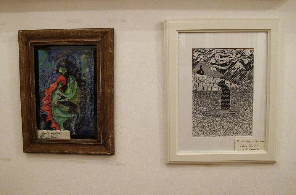 adelaparvu.com despre O povEstetica, expozitie la Pallets, artisti Alina Borcea si Anca Buzilan (9)
