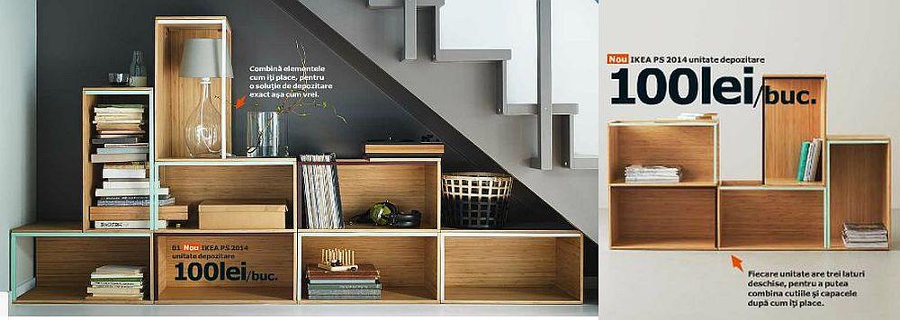 adelaparvu.com despre PS 2014 corp depozitare 100 lei, piese ieftine si bune de la IKEA, colectia 2015 (2)