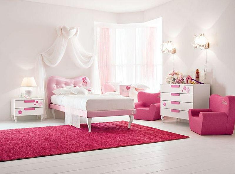 P rin ii unei feti e de 10 ani au inventat p pu a barbie - La plus belle chambre de fille ...