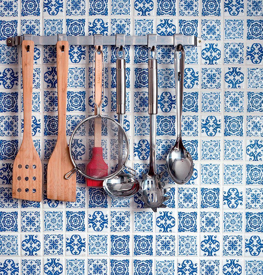 adelaparvu.com despre accente rustice in living deschis catre bucatarie, design blogger Ana Loureiro  (3)