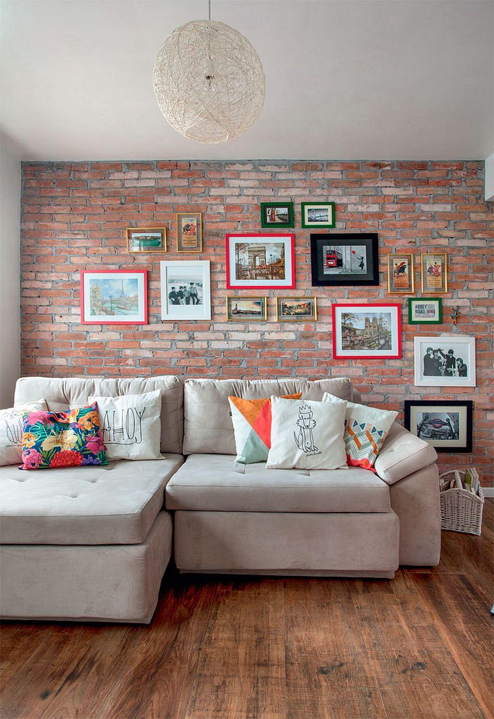 adelaparvu.com despre accente rustice in living deschis catre bucatarie, design blogger Ana Loureiro  (5)