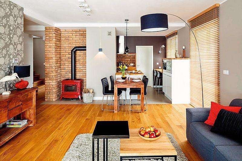 adelaparvu.com despre amenajare casa 129 mp, design er de interior Johanna Lyczek, Nan Studio  (3)