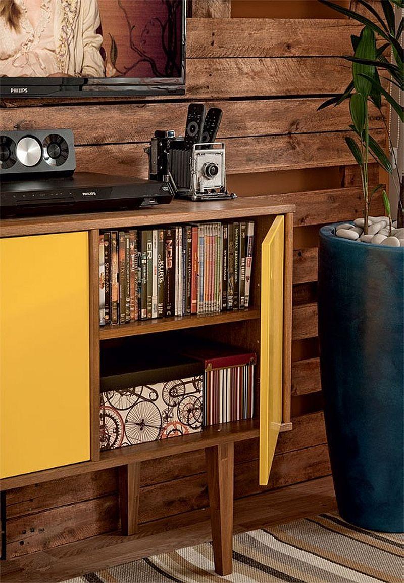 adelaparvu.com despre amenajare living mic cu euro paleti, living 10 mp, design Glaucio Gonçalves, Foto Minha Casa  (4)
