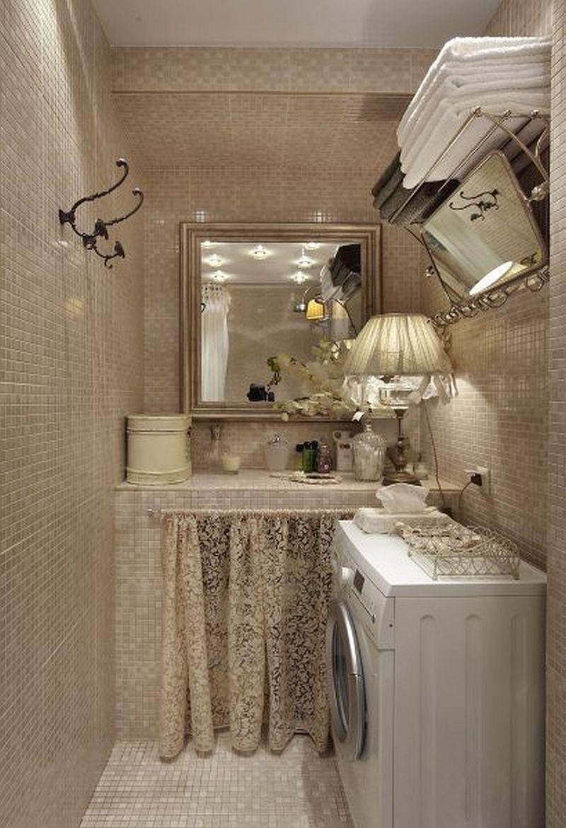 adelaparvu.com despre apartament de bloc 50 mp in stil clasic, designer Anna Putilova (1)