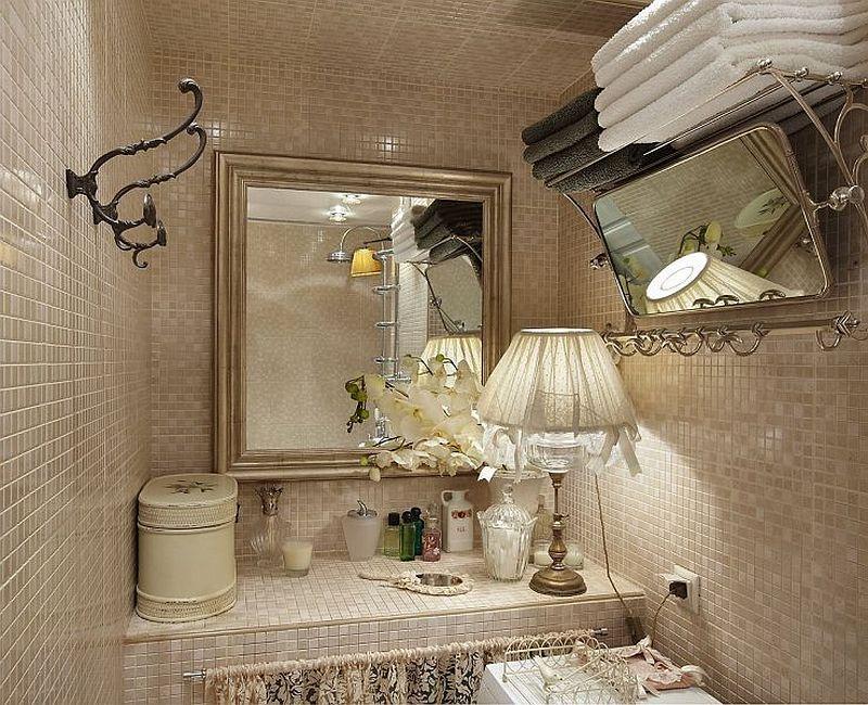 adelaparvu.com despre apartament de bloc 50 mp in stil clasic, designer Anna Putilova (2)