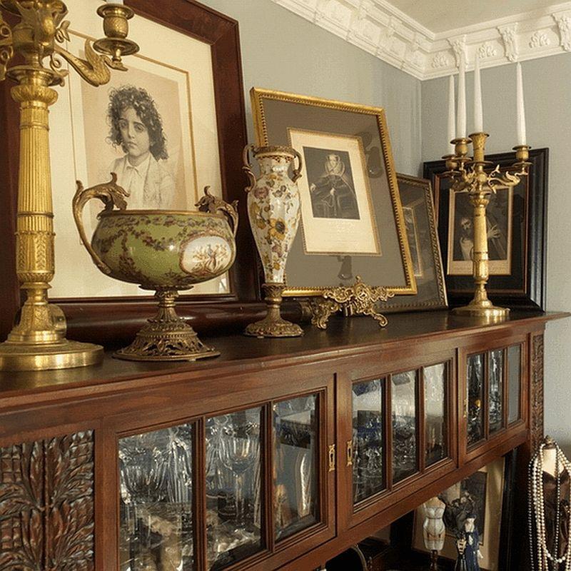 adelaparvu.com despre apartament de bloc 50 mp in stil clasic, designer Anna Putilova (7)