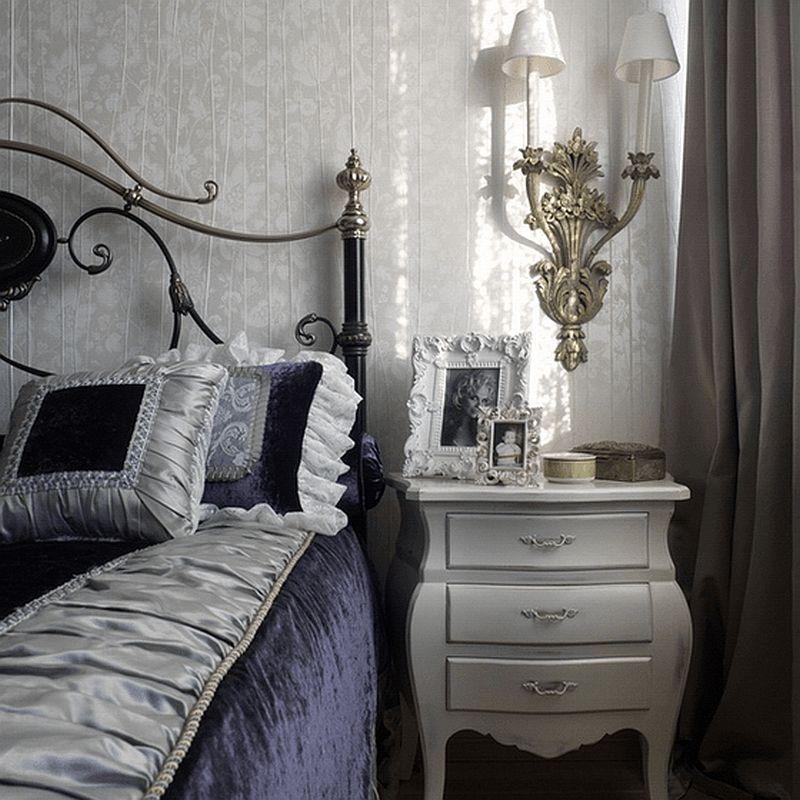 adelaparvu.com despre apartament de bloc 50 mp in stil clasic, designer Anna Putilova (9)