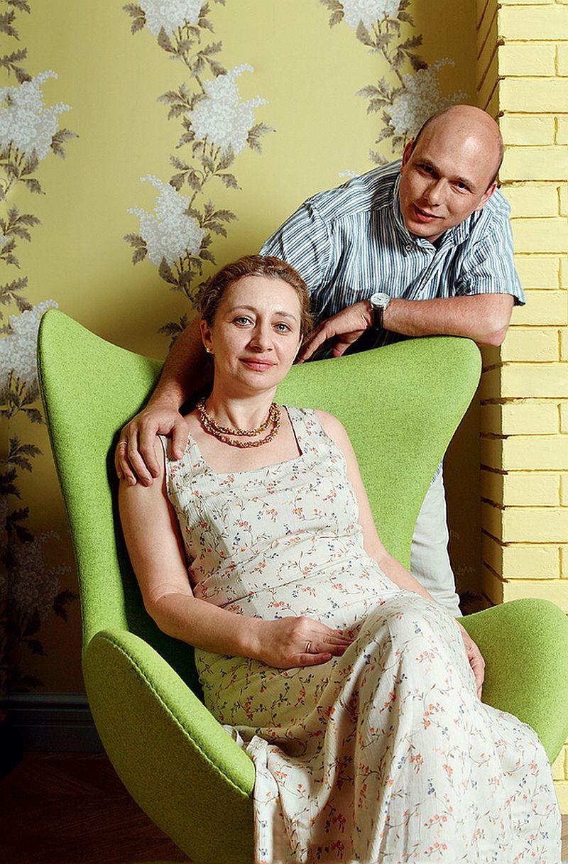 adelaparvu.com despre apartament de bloc 55 mp cu multe draperii, locuinta Moscova, Foto AD (7)