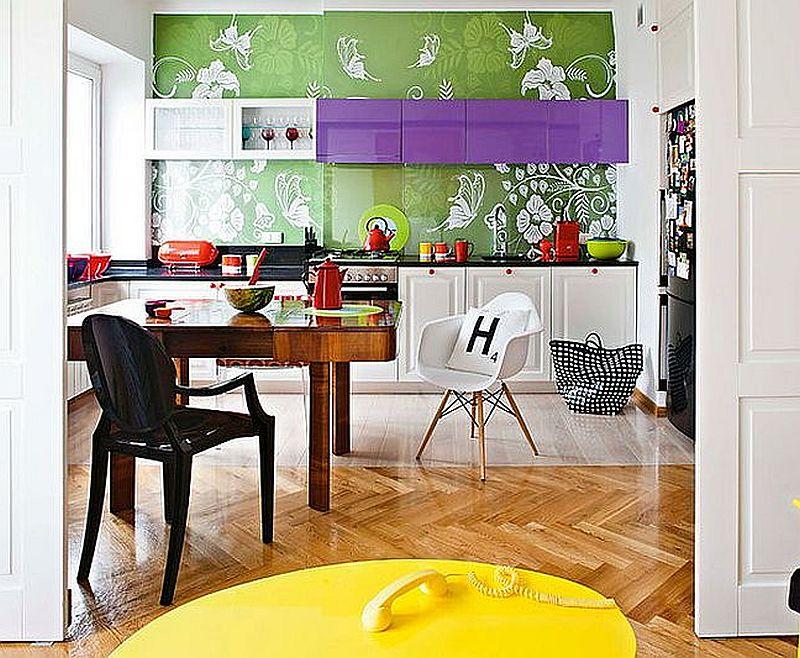 adelaparvu.com despre apartament de doua camere eclectic si tineresc amenajat, design interior Sojka & Wojciechowski (11)