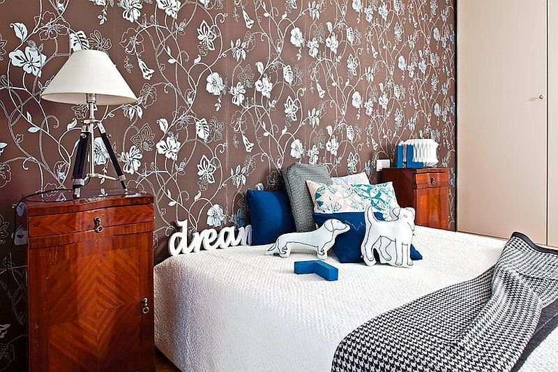 adelaparvu.com despre apartament de doua camere eclectic si tineresc amenajat, design interior Sojka & Wojciechowski (2)
