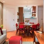 adelaparvu.com despre apartament de trei camere cu gratar pe balcon, designer Daniela Berardinelli (1)
