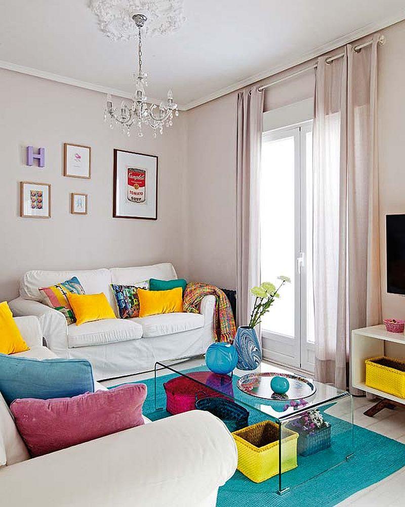 adelaparvu.com despre apartament de trei camere modificat, decor cu mobila second-hand, Foto MiCasa (1)