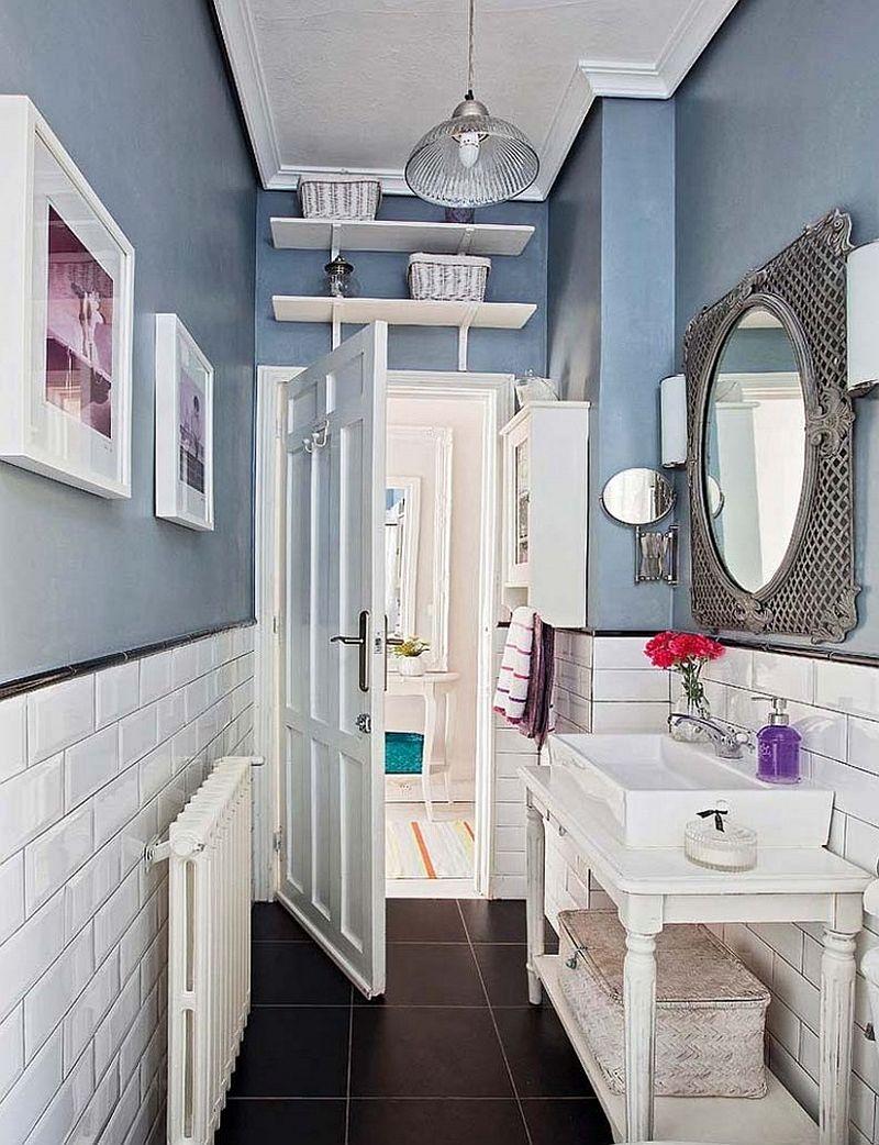 adelaparvu.com despre apartament de trei camere modificat, decor cu mobila second-hand, Foto MiCasa (12)