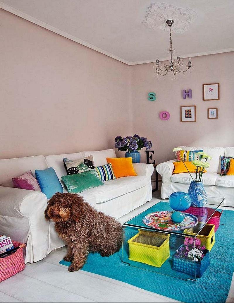 adelaparvu.com despre apartament de trei camere modificat, decor cu mobila second-hand, Foto MiCasa (7)