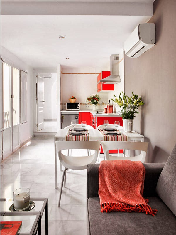 adelaparvu.com despre apartament lung si ingust de 45 mp , Foto Casa Diez (2)
