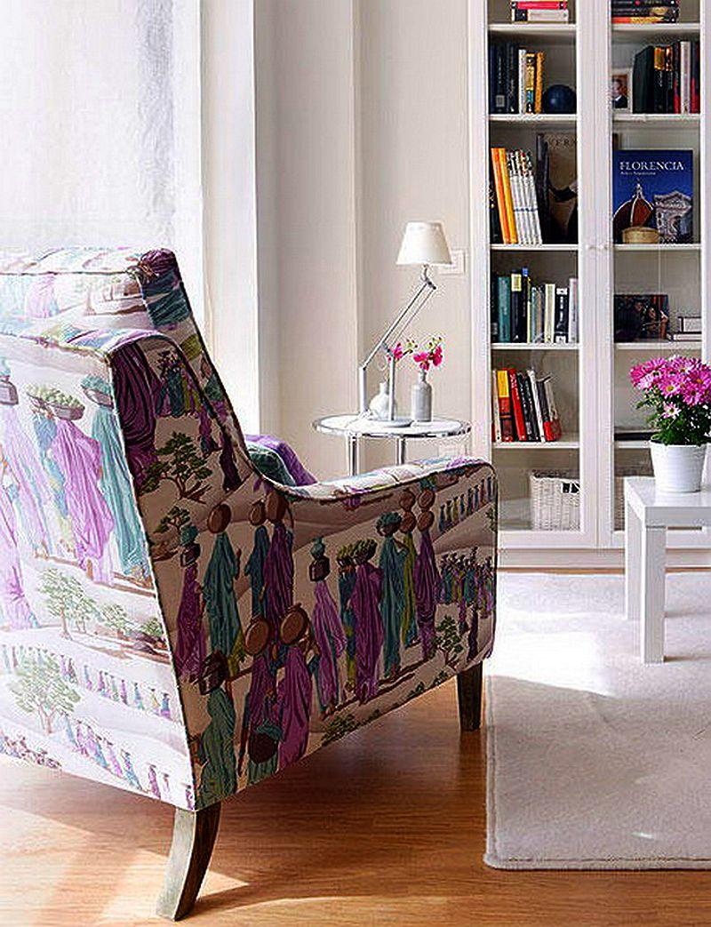 adelaparvu.com despre apartament mic 40 mp cu living separat de dormitor cu usa glisanta (3)