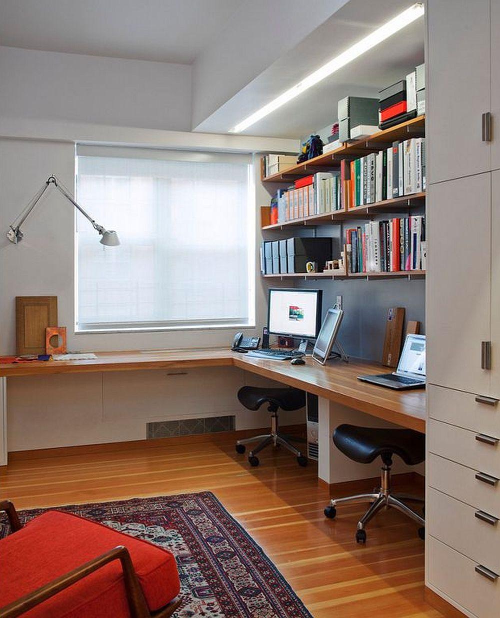 adelaparvu.com despre birouri pentru trei persoane, design Mabbott Seidel Architecture