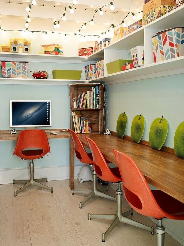 adelaparvu.com despre birouri pentru trei persoane, design Renewal Design-Build