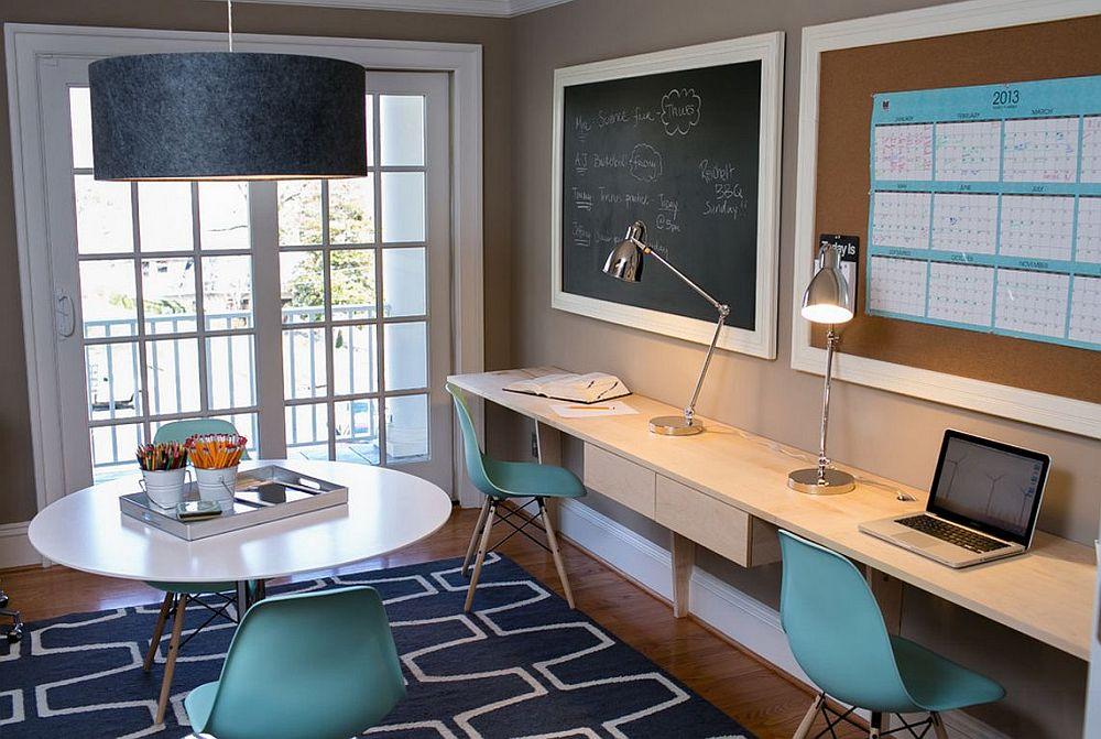 adelaparvu.com despre birouri pentru trei persoane, design Residents Understood