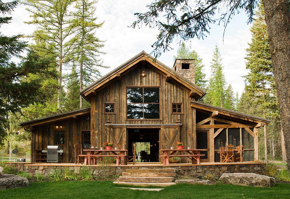 Să Vezi Frumusețe De Cabană Construită Cu Lemn Vechi Adela Parvu Interior Design Blogger