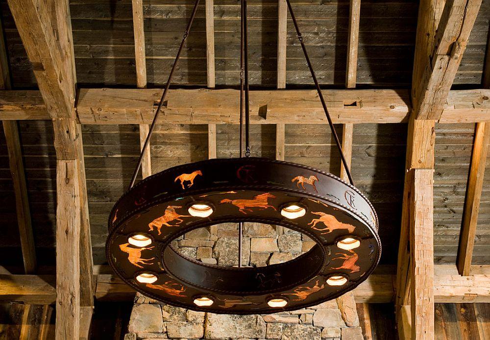 adelaparvu.com despre cabana din lemn vechi recuperat, cabana Swan Valley, Montana, RMT Architects (2)