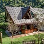 adelaparvu.com despre cabana la munte transformata in casa actuala, constructor Stewart Engenharia