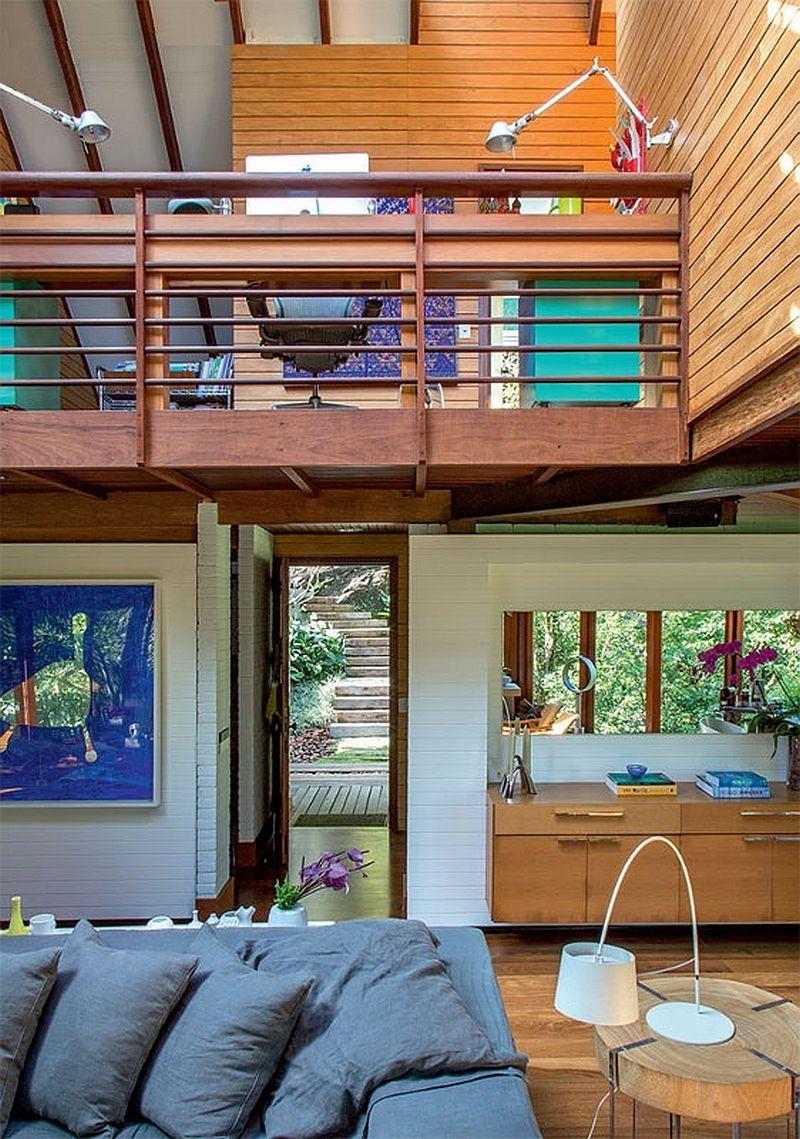 adelaparvu.com despre cabana la munte transformata in casa actuala, constructor Stewart Engenharia  (3)