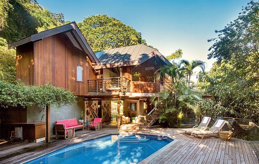 adelaparvu.com despre cabana la munte transformata in casa actuala, constructor Stewart Engenharia  (8)