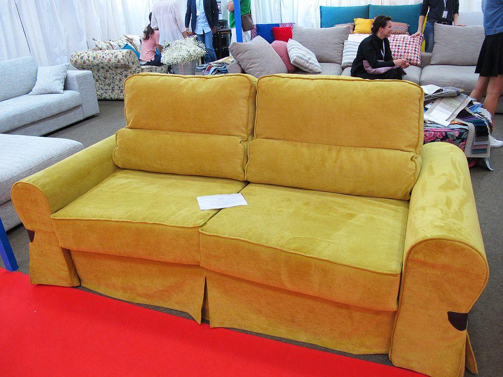 adelaparvu.com despre canapele la comanda cu huse datasabile Divanissimi, stand BIFE SIM 2014 (11)