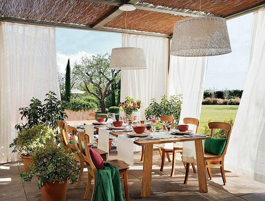 adelaparvu.com despre casa deschisa catre gradina, casa tip bungalou Spania, design Roger Bellera (1)
