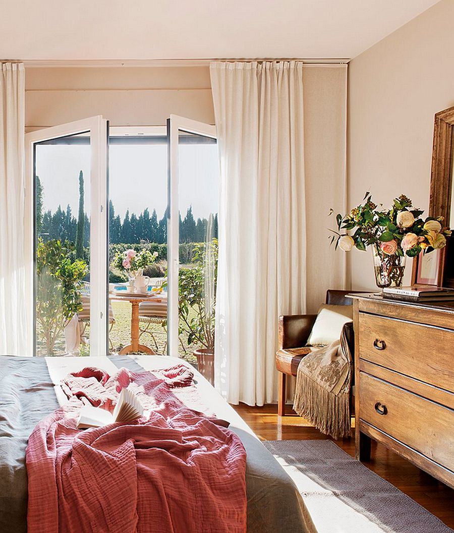 adelaparvu.com despre casa deschisa catre gradina, casa tip bungalou Spania, design Roger Bellera (13)