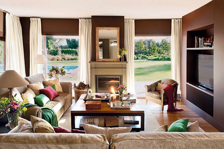 adelaparvu.com despre casa deschisa catre gradina, casa tip bungalou Spania, design Roger Bellera (3)