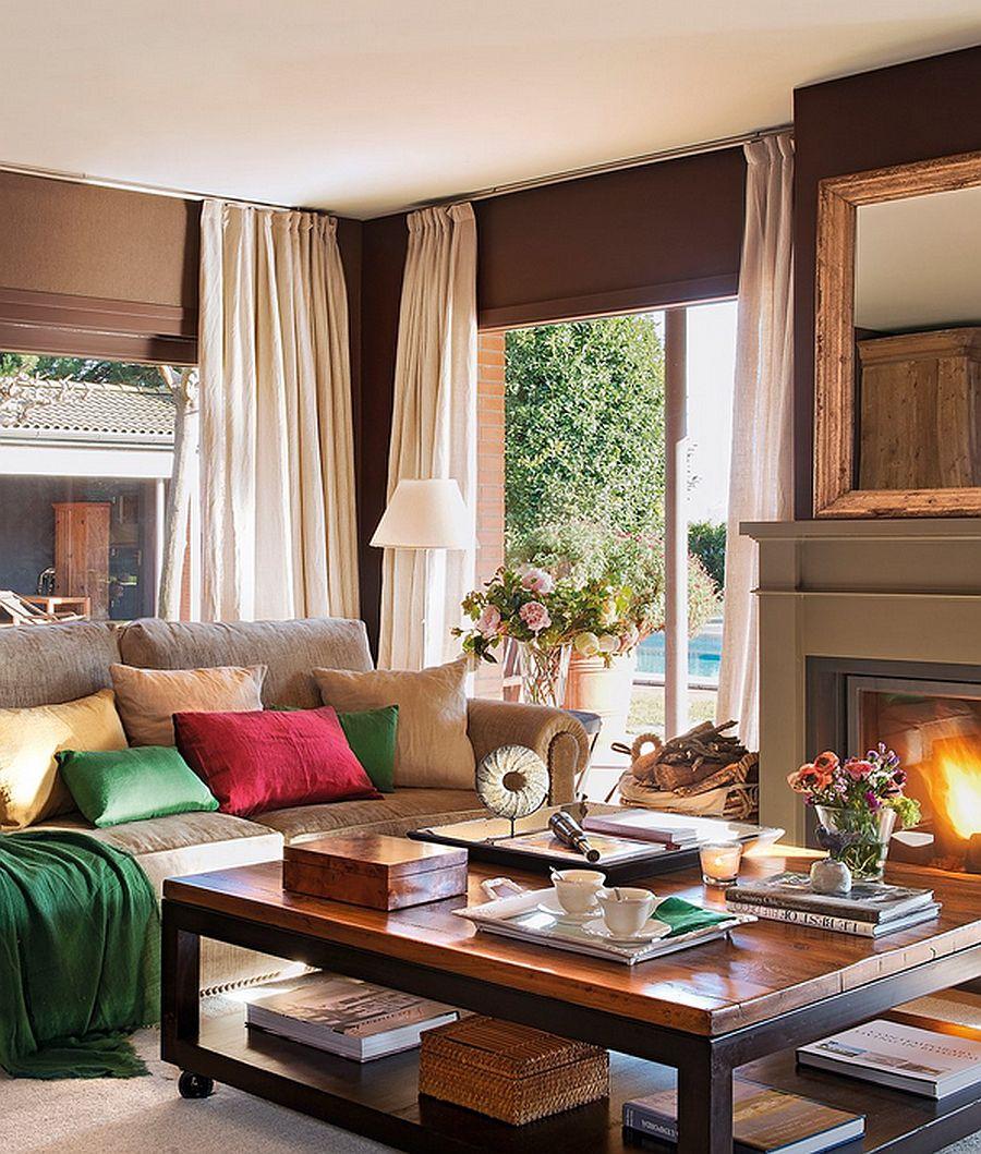 adelaparvu.com despre casa deschisa catre gradina, casa tip bungalou Spania, design Roger Bellera (5)