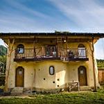 adelaparvu.com despre casa din baloti de paie Popasul Verde, Sangeorz Bai, Romania, proprietar Paul Axinte (11)