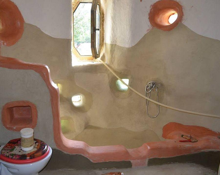 adelaparvu.com despre casa din baloti de paie Popasul Verde, Sangeorz Bai, Romania, proprietar Paul Axinte (17)