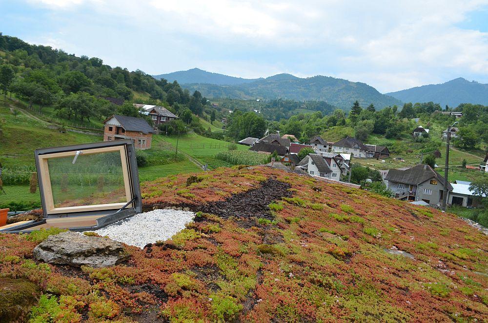 adelaparvu.com despre casa din baloti de paie Popasul Verde, Sangeorz Bai, Romania, proprietar Paul Axinte (22)