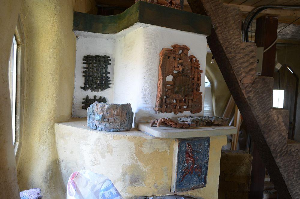 adelaparvu.com despre casa din baloti de paie Popasul Verde, Sangeorz Bai, Romania, proprietar Paul Axinte (25)