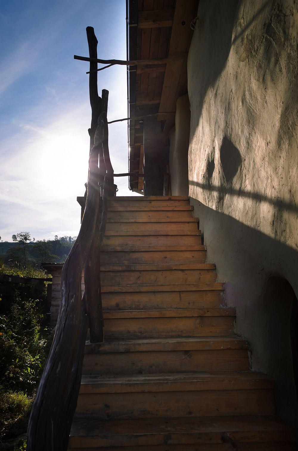 adelaparvu.com despre casa din baloti de paie Popasul Verde, Sangeorz Bai, Romania, proprietar Paul Axinte (33)