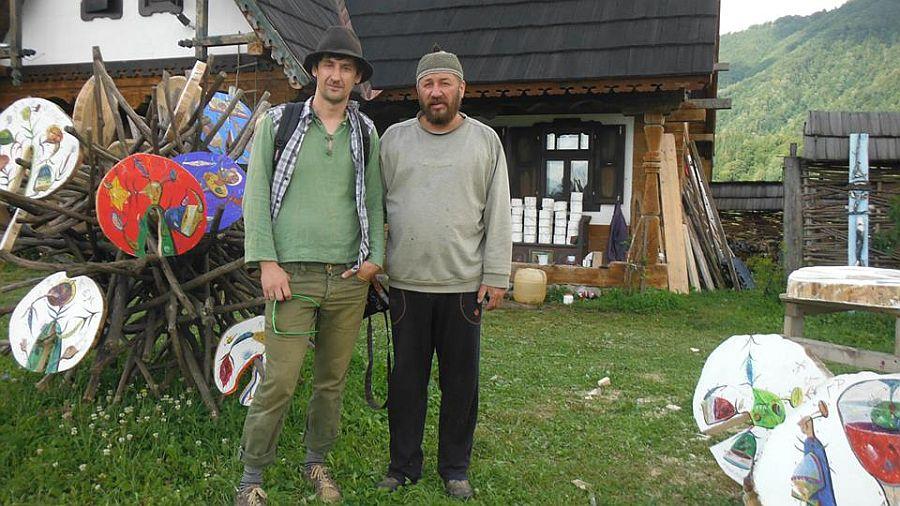 adelaparvu.com despre casa din baloti de paie Popasul Verde, Sangeorz Bai, Romania, proprietar Paul Axinte (6)