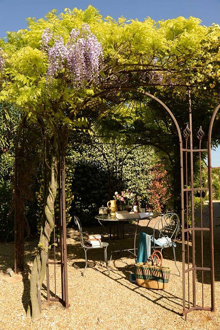adelaparvu.com despre casa in stil Provence, Maison de Line, Franta (10)