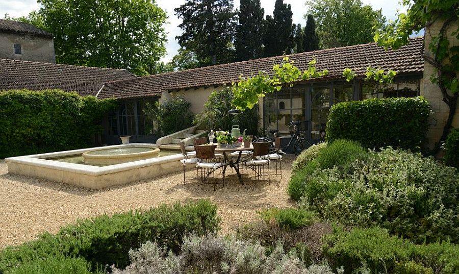 adelaparvu.com despre casa in stil Provence, Maison de Line, Franta (11)