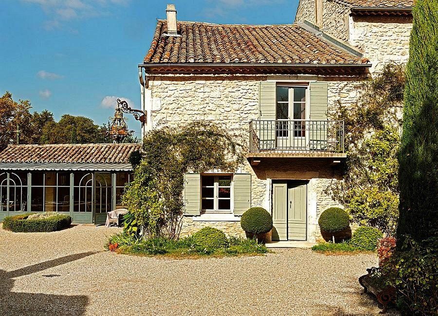 adelaparvu.com despre casa in stil Provence, Maison de Line, Franta (13)