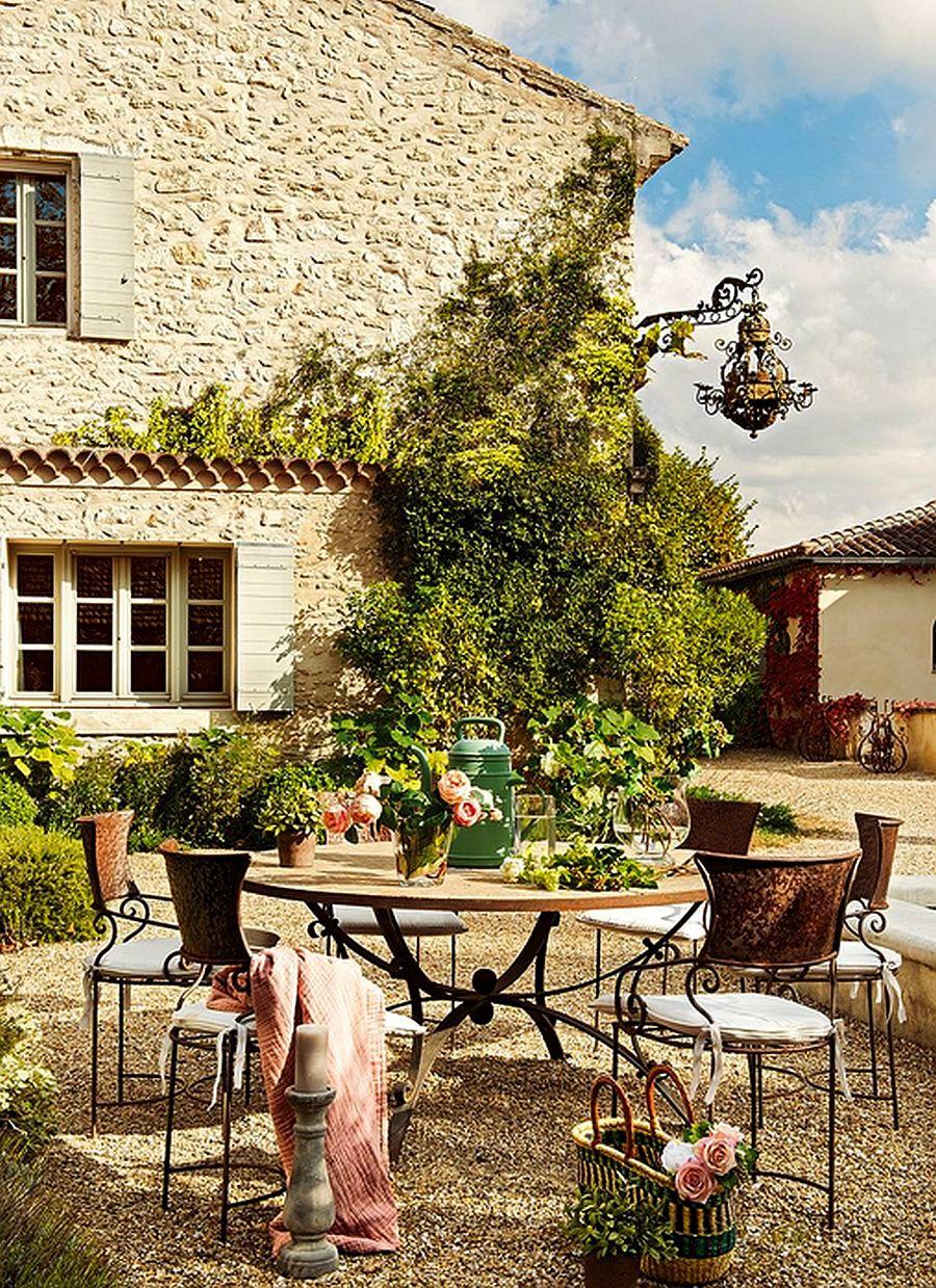 adelaparvu.com despre casa in stil Provence, Maison de Line, Franta (14)