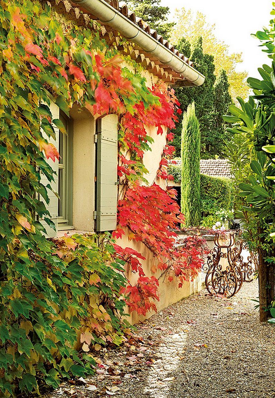 adelaparvu.com despre casa in stil Provence, Maison de Line, Franta (16)